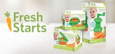 Fit & Fresh partnered with Fuzion Design for product development, product packag. Toy Packaging, Beverage Packaging, Product Packaging, Packaging Ideas, Preschool Logo, Wholesome Baby Food, Baby Food Guide, Product Development, Design Development
