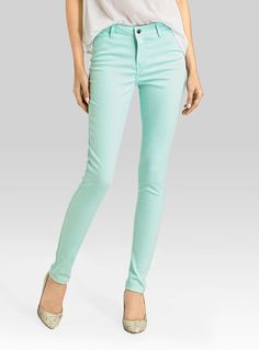 Le jegging denim pastel |  | Easter clothes | Simons