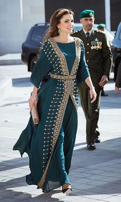 Queen Rania of Jordan<br><br>Photo: © Getty Images