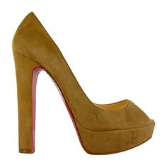 only slightly obsessive about christian louboutin