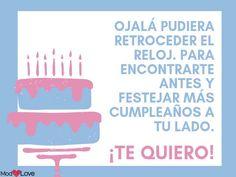 • 91 Frases de cumpleaños para felicitar a las personas que más quieres. Birthday Posts, Happy Birthday, Good Afternoon, Love Messages, Birthdays, Party, Quotes, Villa, Bts