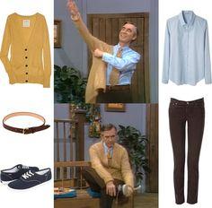 Dress Like Mister Rogers <3