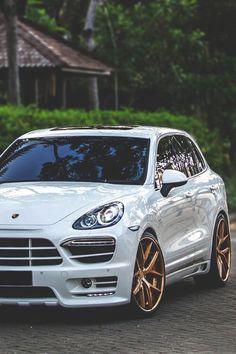Porsche Cayenne Turbo S www.asautoparts.com