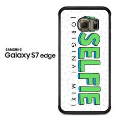 chainsmokers selfie cover Samsung Galaxy S7 Edge Case