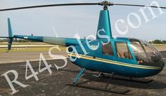 For Sale: 2000 Robinson Helicopters Clipper I