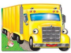 Sparky The Truck Chunky Book