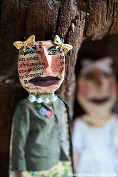Awesome Paper Mache Creatures Like Never Seen Before (10)