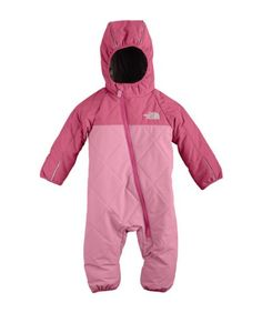 The North Face Toasty Toes Insulated Bunting - Infant Girls' Utterly Pink, 6M