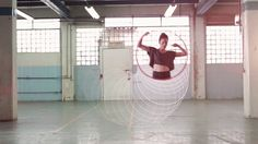 Motion, Hula Hoop, Animation, Dance, Grade, After Effects, Vector, Lines, Graphics, Live Action