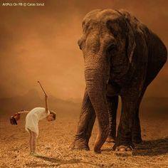 elephant girl - Buscar con Google