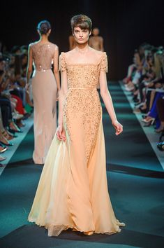 Georges Hobeika Fall 2013 Couture