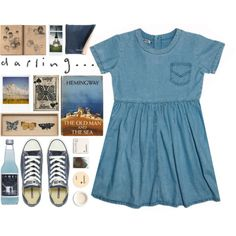 """Away"" by tara-in-neverland on Polyvore"