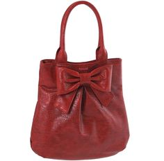 Sac Epaule Red.  Winter '12 Collection.  Price: 60€  Clic here:  http://www.accessoireaufeminin.com/marques/camomilla-milano/2124-camomilla-milano-sac-epaule-m-red.html