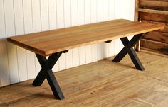 Kauri Sarking Dining Table | Will Worsp - WRW & Co