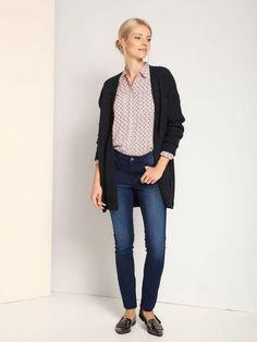 koszula długi rękaw damska  różowa - SKL2177 TOP SECRET