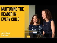 """Nurturing the Reader in Every Child with Lindsay Journo and Cornelia Lockitch Is one of your goals as a parent or teacher to nurture a passion for reading in your children? Do you wonder about the role of reading instruction or screen time on the decline of reading in our culture? This presentation offers inspiration and practical advice for: - Building intrinsic motivation in children - Developing critical skills through a phonetic base and """"total reading"""" - Choosing books (includes… Intrinsic Motivation, Ayn Rand, Presentation, Parenting, Teacher, Advice, Passion, Base, Goals"""