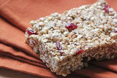 Need some energy? Make sure you have some of these energy bars on hand!