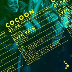 Big news! @ScubaOfficial is confirmed for the #CocoonOpening on the 1st of June! Tickets: http://www.amnesia.es