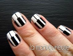 Music. Nail art