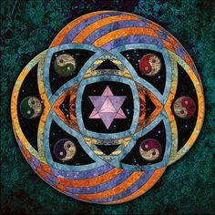 """Сакральная Геометрия """"Интеграция"""" – Возрождение души для новой жизни"""
