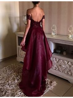 Contact us:womendressy@gmail.comYou can also order this similar dresses from our site for more color&size&delievery options(copy and paste it into your browser):https://www.dressywomen.com/prom-dr..
