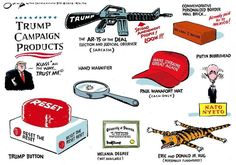 Trump Campaign Products