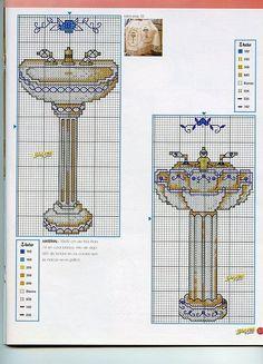 tengo muchos patrones de punto de cruz. (pág. 23) | Aprender manualidades es facilisimo.com
