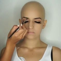 "This broke my heart Please watch video and read below by @jennydo_ ""Glam for my beautiful @dodiejayhair   We've created this video to help show everyone out there who is on the same journey that they too can stand up to and fight cancer with confidence.  Despite all that you're going through you somehow always know how to make me laugh!  Please take the time to head over to @dodiejayhair page click on the link in her bio and contribute in donating to @lgfbaustralia. Your donation small or…"