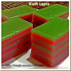 This Is Different From Kek Lapis, This is Kueh Lapis–Nonya Kueh Lapis | GUAI SHU SHU