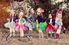Girls Just Wanna Have Fun...loll soo cute for a little girl birthday party or just a fun photo shoot;)