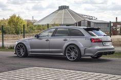 Audi RS6 Avant: Dickes Ding von Prior Design