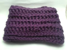 Foulard de crochet