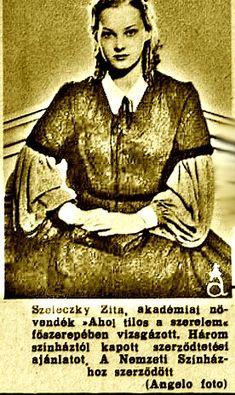 "Képtalálat a következőre: ""szeleczky zita"" Hungary, Movies, Movie Posters, Art, Art Background, Films, Film Poster, Kunst, Cinema"