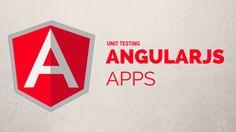 Unit testing AngularJS applications