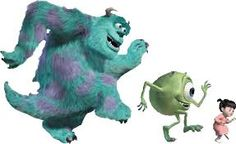 monsters inc - Google Search