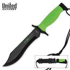 BUDK Catalog: M48 Apocalypse Survival Knife & Tactical Sheath