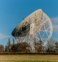Jodrell Bank - Mk 1 radio telescope