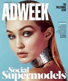 USA Fashion | Music News: Gigi Hadid Covers 'Adweek,' Selfie Sticks Banned at Coachella and Lollapalooza