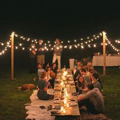 Ideas For Backyard Table Setting Outdoor Parties Wedding Reception Backyard Party Lighting, Backyard Party Decorations, Outdoor Lighting, Wedding Lighting, Reception Decorations, Backyard For Kids, Backyard Bbq, Wedding Backyard, Backyard Ideas