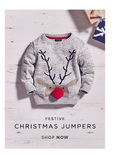 Shop Christmas 2015 - Christmas Jumpers here