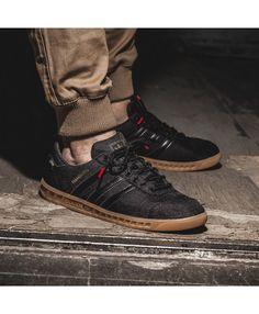 info for c2848 3af46 Adidas Originals Hamburg Gore Tex Pack Shoes Adidas Hamburg, Sneaker Trend,  Kicks Shoes,