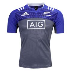 New Zealand All Blacks Training Jersey Rugby Training, Rugby Jerseys, Rugby Shirts, All Blacks Rugby, Sublime Shirt, Football Tops, World Rugby, Soccer Players, Black Adidas