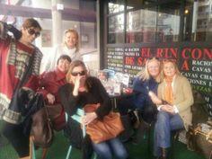 las chicas y yo con un kimono y vestido JULUNGGUL www.julunggul.com