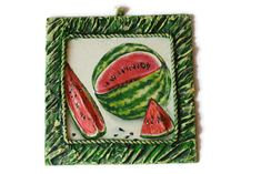 Excited to share the latest addition to my #etsy shop: Summer prints Watermelon decor Wall art Fruit decor Applique Summer Art Party Watercolo Food Kitchen wall decor country Kitchen decorations #housewares #homedecor #housewarming #mothersday #craft #red #green #watermelondecor #watermelonwallart http://etsy.me/2FnvcXD