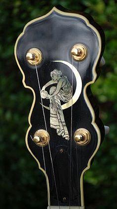 Pietsch Custom Vegavox Plectrum - Buddy Wachter's Banjo Emporium
