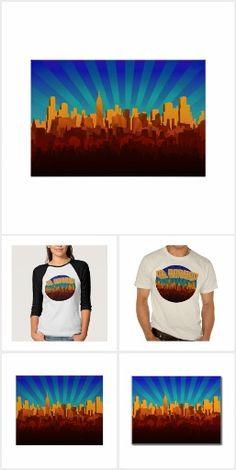 City of Gold Skyline (El Dorado) Digital Collage, Vintage Paper, Paper Cutting, New York Skyline, City, Gold, Inspiration, Collection, El Dorado
