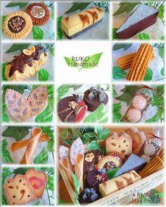 ギャラリー>焼き菓子>焼き菓子vol.9
