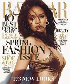 Moda Rihanna, Looks Rihanna, Rihanna Cover, Rihanna Style, Rihanna Fenty, Rihanna Fashion, Best Of Rihanna, Rihanna Makeup, Fashion Magazine Cover