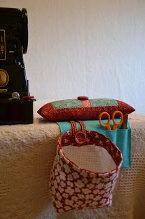 Sew in Peace: Sewing Caddy