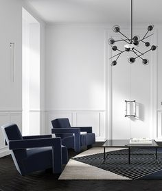 madabout-interior-design:  A very sophisticated apartment in Barcelona, designed byKatty Schiebeck, whocombines the inspiration of Art Deco with the contemporary architecture. Classy and innovative at the same time.